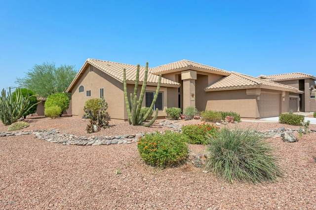 6238 S Sandtrap Drive, Gold Canyon, AZ 85118 (MLS #6131672) :: D & R Realty LLC