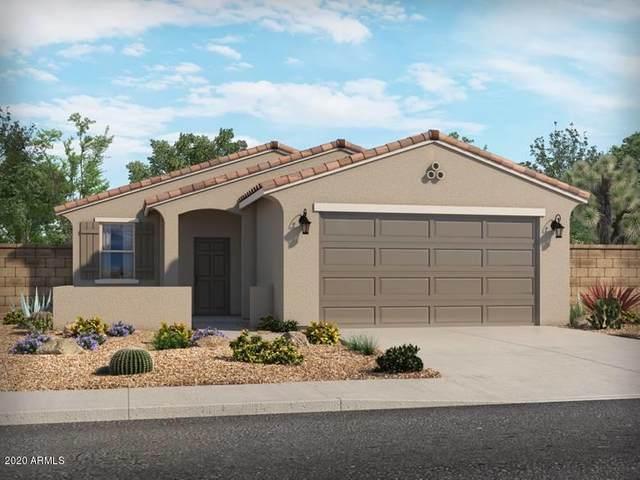 20054 N Wilford Avenue, Maricopa, AZ 85138 (MLS #6131686) :: Devor Real Estate Associates