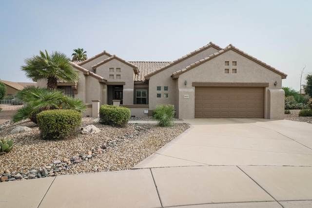 20545 N Garden Court, Surprise, AZ 85374 (MLS #6131688) :: Lucido Agency