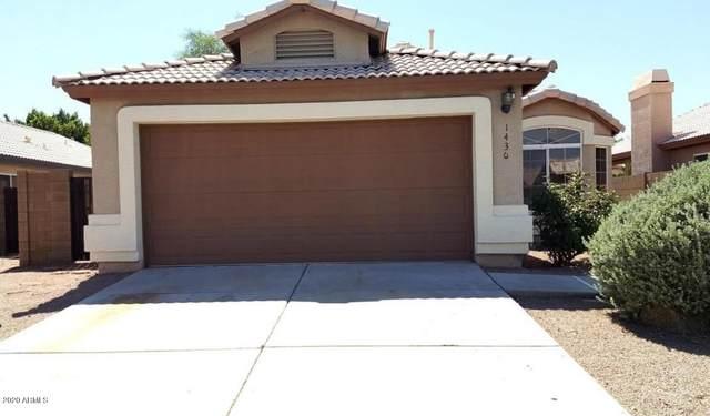 1430 S Rosemont, Mesa, AZ 85206 (MLS #6131691) :: Brett Tanner Home Selling Team