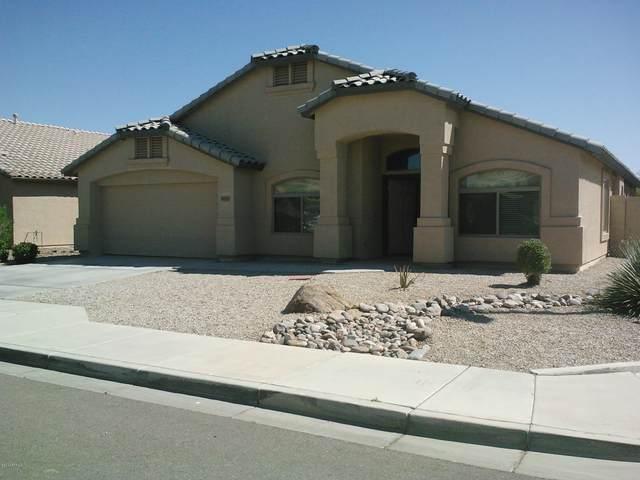 16163 W Hammond Street, Goodyear, AZ 85338 (MLS #6131721) :: Brett Tanner Home Selling Team