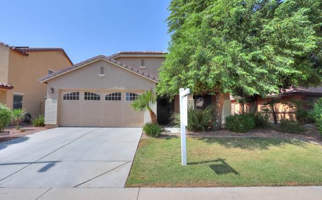 16822 N 183RD Drive, Surprise, AZ 85388 (MLS #6131745) :: RE/MAX Desert Showcase