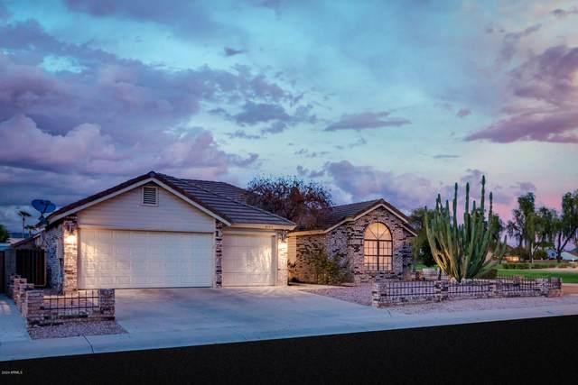 4102 W Calle Lejos, Glendale, AZ 85310 (MLS #6131764) :: Kepple Real Estate Group