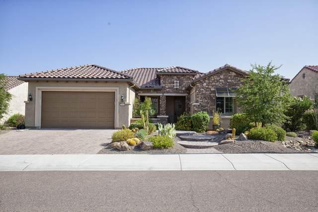 26842 W Marco Polo Road, Buckeye, AZ 85396 (MLS #6131783) :: Long Realty West Valley