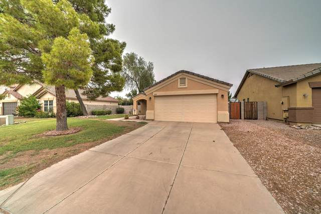 618 W 16TH Street, Florence, AZ 85132 (MLS #6131784) :: Conway Real Estate