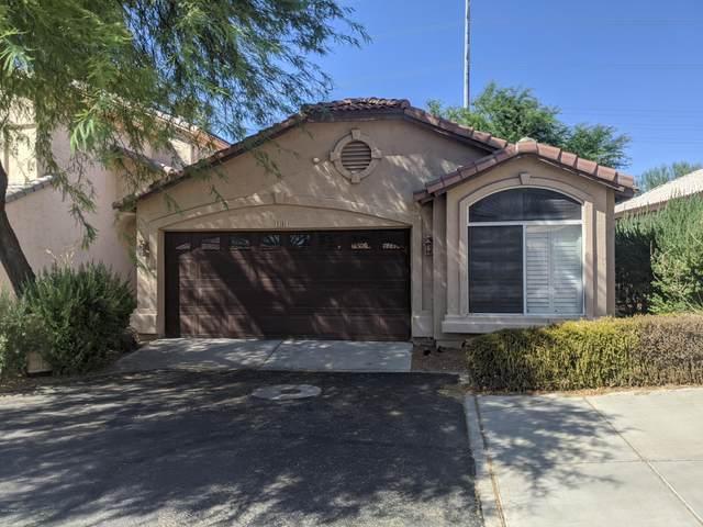 2221 E Union Hills Drive #102, Phoenix, AZ 85024 (MLS #6131796) :: Lucido Agency