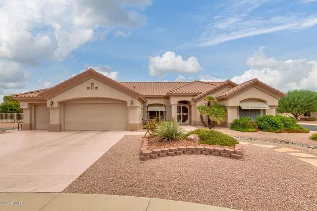 14318 W Colt Lane, Sun City West, AZ 85375 (MLS #6131818) :: Dave Fernandez Team | HomeSmart