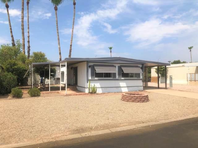 2650 W Union Hills Drive #14, Phoenix, AZ 85027 (MLS #6131823) :: Conway Real Estate