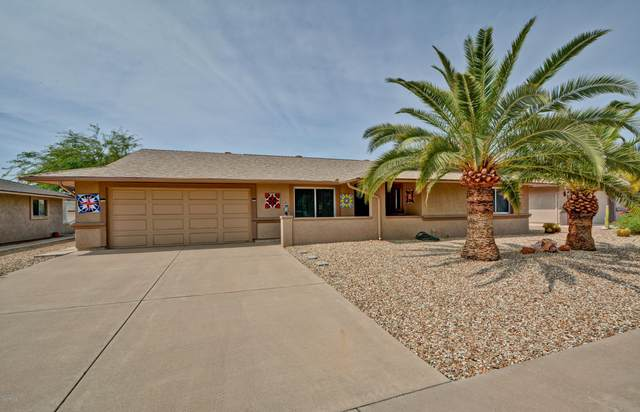 18018 N 129TH Drive, Sun City West, AZ 85375 (MLS #6131828) :: Scott Gaertner Group