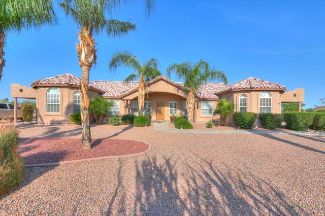 9777 N Chemehlevi Drive, Casa Grande, AZ 85122 (MLS #6131841) :: Midland Real Estate Alliance