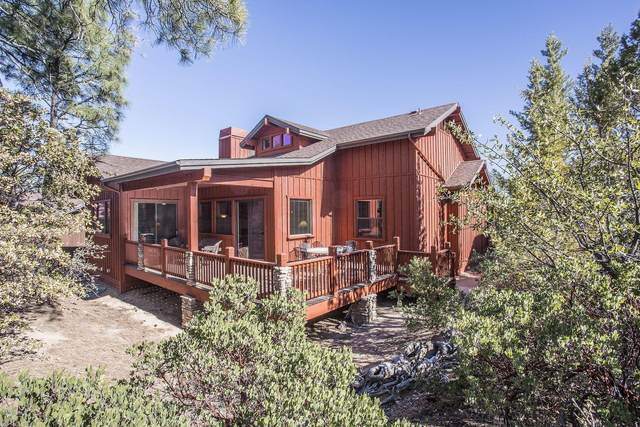 1706 E Snap Dragon Court, Payson, AZ 85541 (MLS #6131850) :: Kepple Real Estate Group