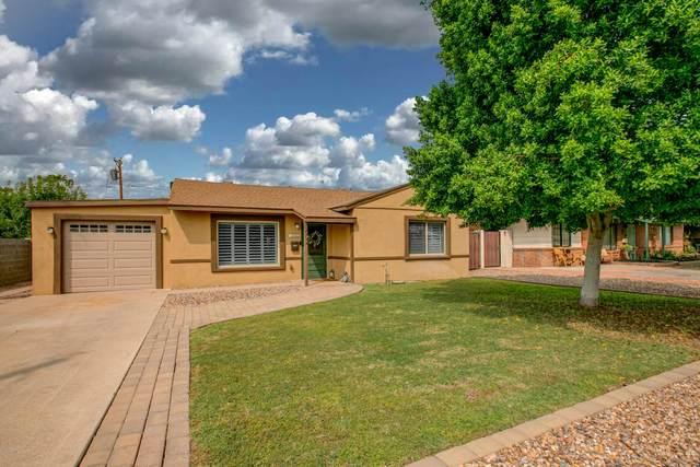 3502 N 26TH Place, Phoenix, AZ 85016 (MLS #6131934) :: The Daniel Montez Real Estate Group