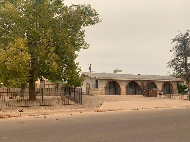 410 W 11TH Street, Eloy, AZ 85131 (MLS #6131947) :: The Results Group