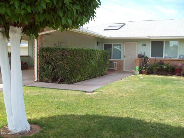 10721 W Mission Lane, Sun City, AZ 85351 (MLS #6131961) :: The Property Partners at eXp Realty
