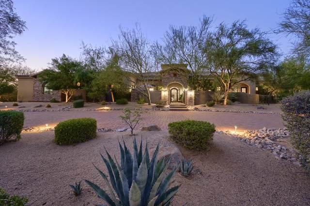 8664 E Chama Road, Scottsdale, AZ 85255 (MLS #6131964) :: Long Realty West Valley