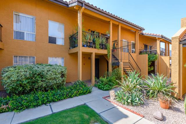 1831 W Mulberry Drive #230, Phoenix, AZ 85015 (MLS #6131984) :: Walters Realty Group
