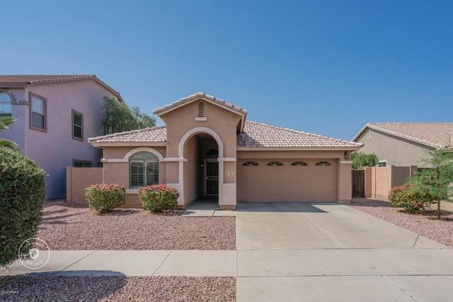 606 S 153RD Avenue, Goodyear, AZ 85338 (MLS #6131990) :: Brett Tanner Home Selling Team