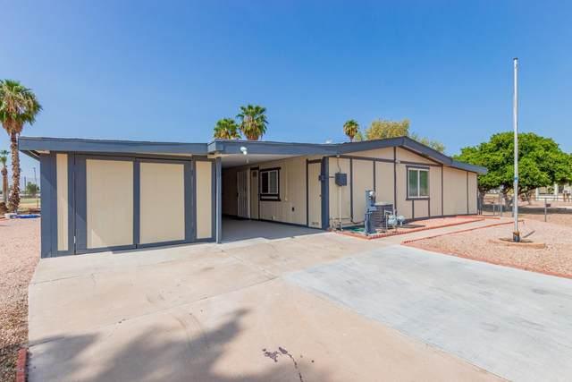 7544 E Juanita Avenue, Mesa, AZ 85209 (MLS #6132054) :: Dave Fernandez Team | HomeSmart