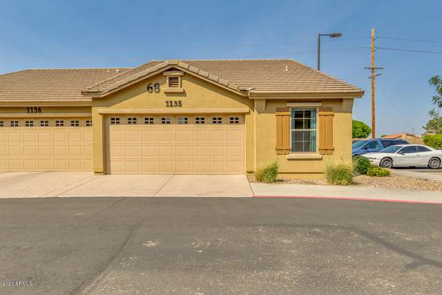 1350 S Greenfield Road #1135, Mesa, AZ 85206 (MLS #6132105) :: The Property Partners at eXp Realty