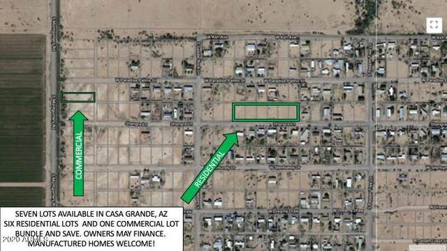 3 Shangra Lane, Casa Grande, AZ 85193 (MLS #6132118) :: The Bill and Cindy Flowers Team