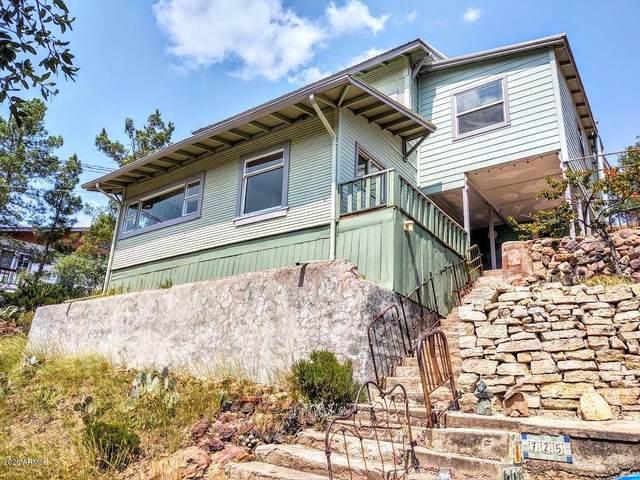 725 Warren Avenue, Bisbee, AZ 85603 (MLS #6132127) :: Arizona 1 Real Estate Team
