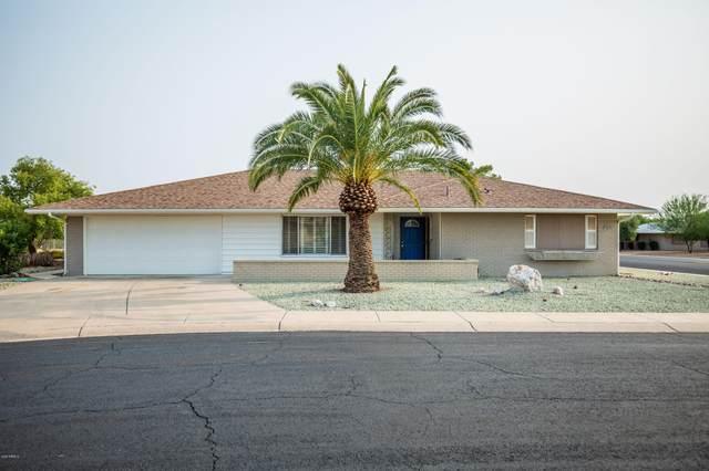 19403 N Conquistador Drive, Sun City West, AZ 85375 (MLS #6132136) :: Dave Fernandez Team | HomeSmart