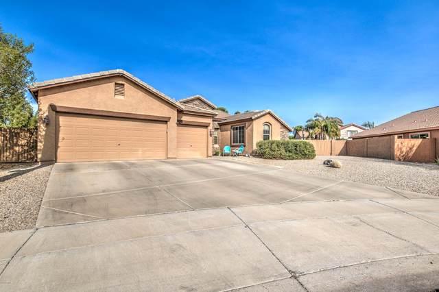 1549 N 91ST Place, Mesa, AZ 85207 (MLS #6132137) :: Conway Real Estate
