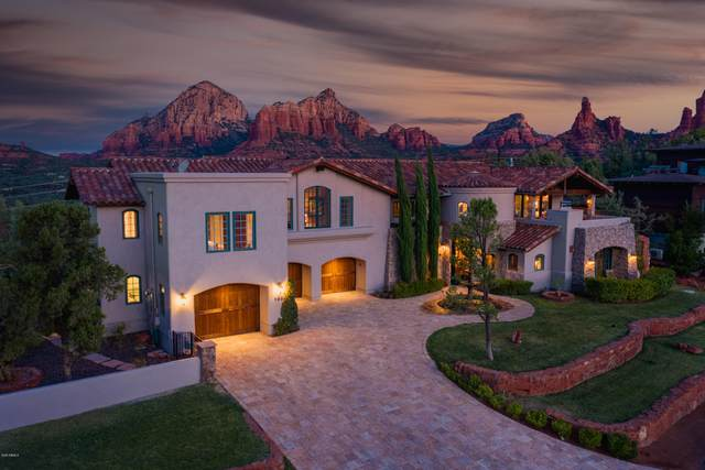105 Cibola - Lot 50 Drive, Sedona, AZ 86336 (MLS #6132140) :: The Everest Team at eXp Realty
