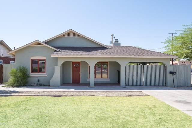 2034 N 13TH Street, Phoenix, AZ 85006 (MLS #6132144) :: Power Realty Group Model Home Center