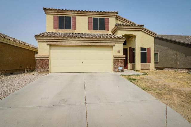 24018 W Wayland Drive, Buckeye, AZ 85326 (MLS #6132168) :: Selling AZ Homes Team