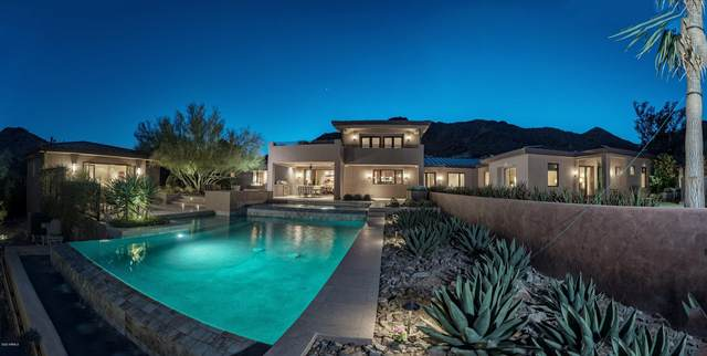 7307 N Black Rock Trail, Paradise Valley, AZ 85253 (MLS #6132193) :: Conway Real Estate