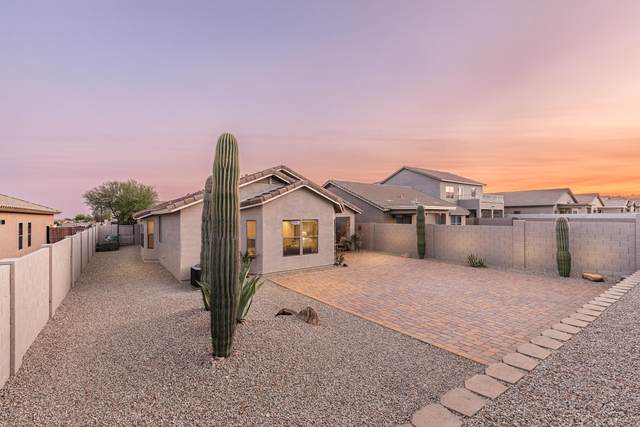 18338 E El Buho Pequeno, Gold Canyon, AZ 85118 (MLS #6132263) :: D & R Realty LLC