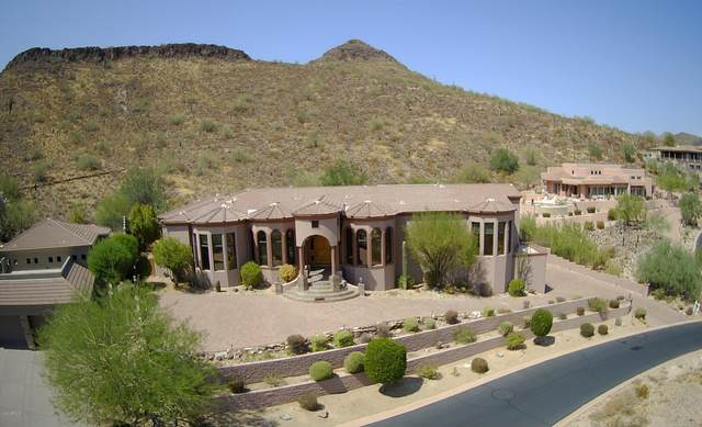 9220 N Flying Butte, Fountain Hills, AZ 85268 (MLS #6132350) :: Arizona Home Group