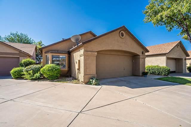1836 N Stapley Drive #175, Mesa, AZ 85203 (MLS #6132376) :: Keller Williams Realty Phoenix