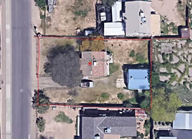 4743 N 11Th Avenue, Phoenix, AZ 85013 (MLS #6132390) :: The Carin Nguyen Team