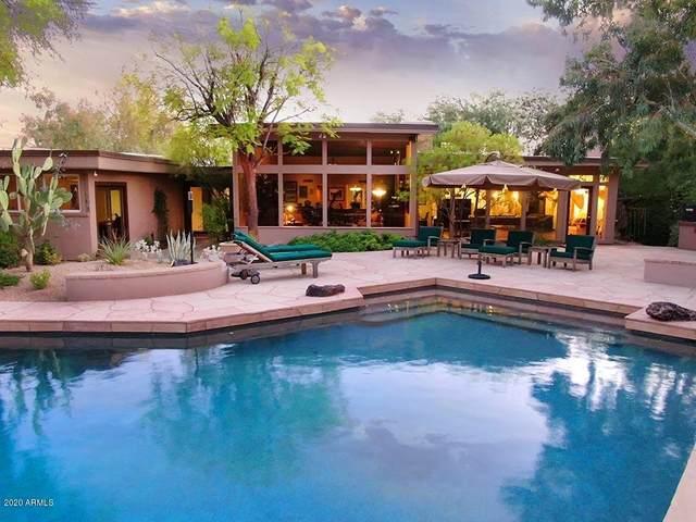 4604 E Palomino Road, Phoenix, AZ 85018 (MLS #6132415) :: Conway Real Estate
