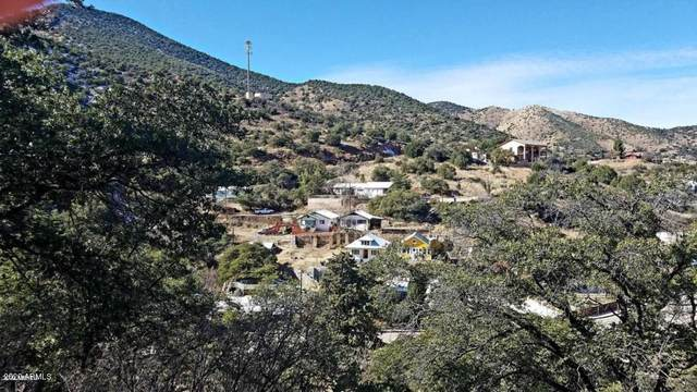 Tbd Adams Avenue, Bisbee, AZ 85603 (MLS #6132458) :: Brett Tanner Home Selling Team