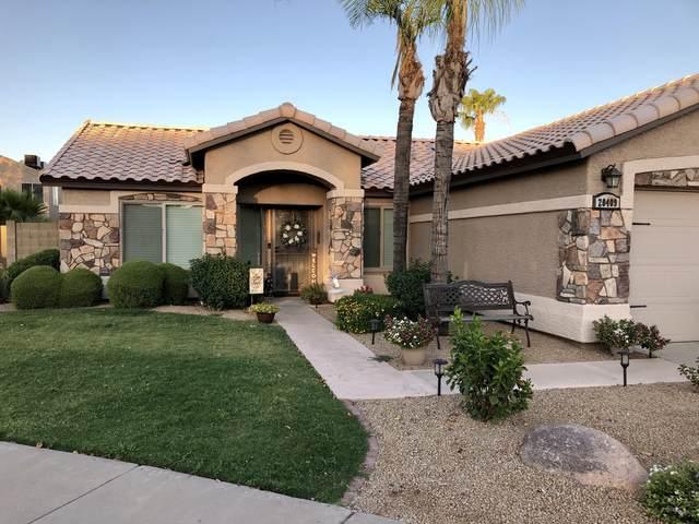 20409 N 30TH Street, Phoenix, AZ 85050 (MLS #6132463) :: The Laughton Team