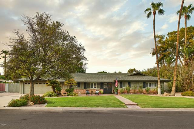 7432 E Bonita Drive, Scottsdale, AZ 85250 (MLS #6132538) :: Riddle Realty Group - Keller Williams Arizona Realty