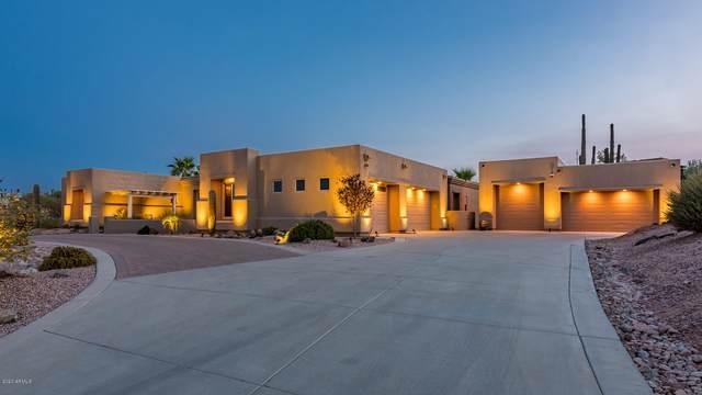 16237 E Saguaro Boulevard, Fountain Hills, AZ 85268 (MLS #6132573) :: TIBBS Realty