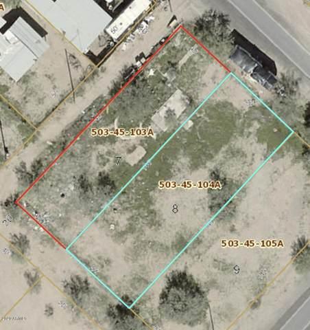 0 W Wilson Avenue, Wittmann, AZ 85361 (MLS #6132604) :: REMAX Professionals