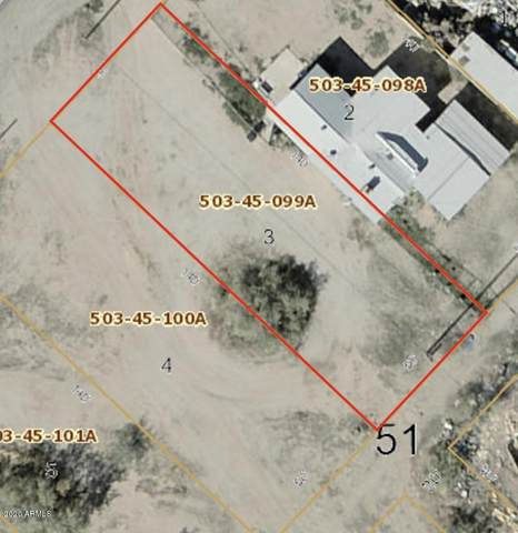 32265 N Center Street, Wittmann, AZ 85361 (MLS #6132611) :: The Property Partners at eXp Realty