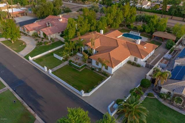 1441 E Los Arboles Drive, Tempe, AZ 85284 (MLS #6132612) :: Yost Realty Group at RE/MAX Casa Grande