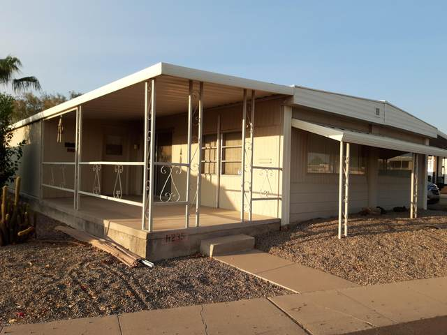 5201 W Camelback Road H235, Phoenix, AZ 85031 (MLS #6132628) :: Conway Real Estate