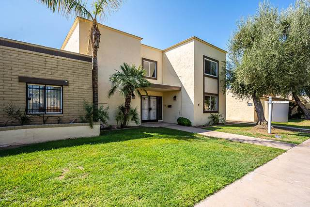 8219 E Rovey Avenue, Scottsdale, AZ 85250 (MLS #6132638) :: Service First Realty