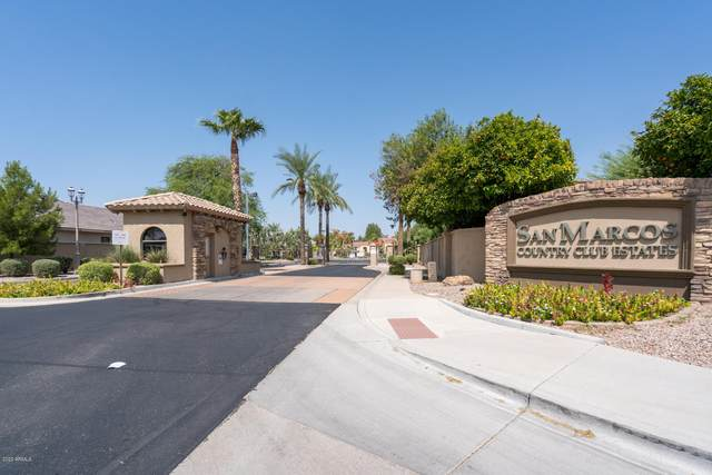 390 W San Marcos Drive, Chandler, AZ 85225 (MLS #6132647) :: The Results Group