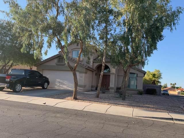 648 E Racine Place, Casa Grande, AZ 85122 (MLS #6132656) :: Conway Real Estate