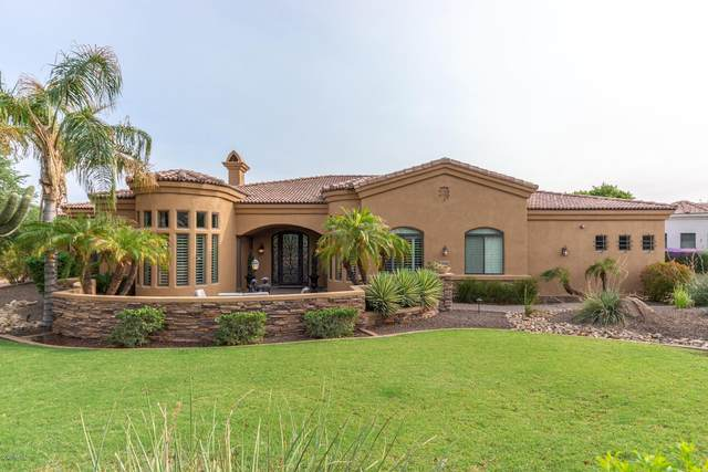 8437 W Park View Court, Peoria, AZ 85383 (MLS #6132659) :: Conway Real Estate