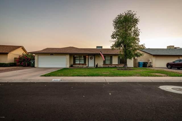 5139 E Bannock Street, Phoenix, AZ 85044 (MLS #6132662) :: Dijkstra & Co.
