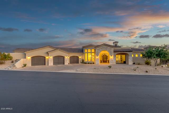 7405 E Forest Trail Circle, Mesa, AZ 85207 (MLS #6132706) :: The Ellens Team